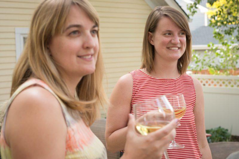 Drinking Donelan Wines Venus Roussanne/Viognier