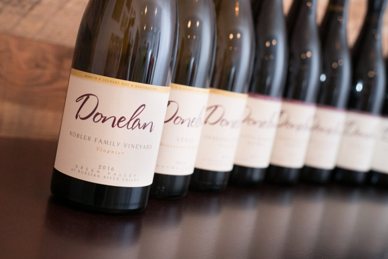 Donelan Wines Kobler Family Vineyard Viognier