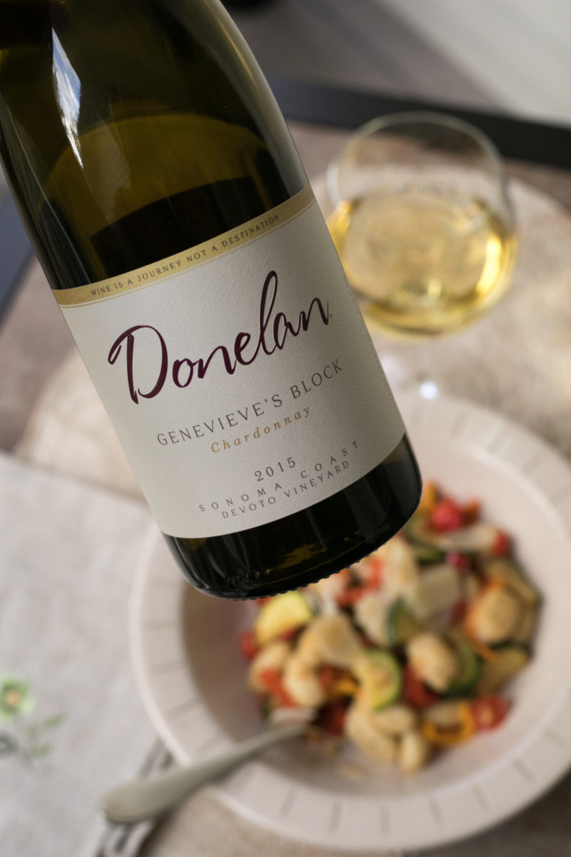 Donelan Wines Genevieve's Block Chardonnay