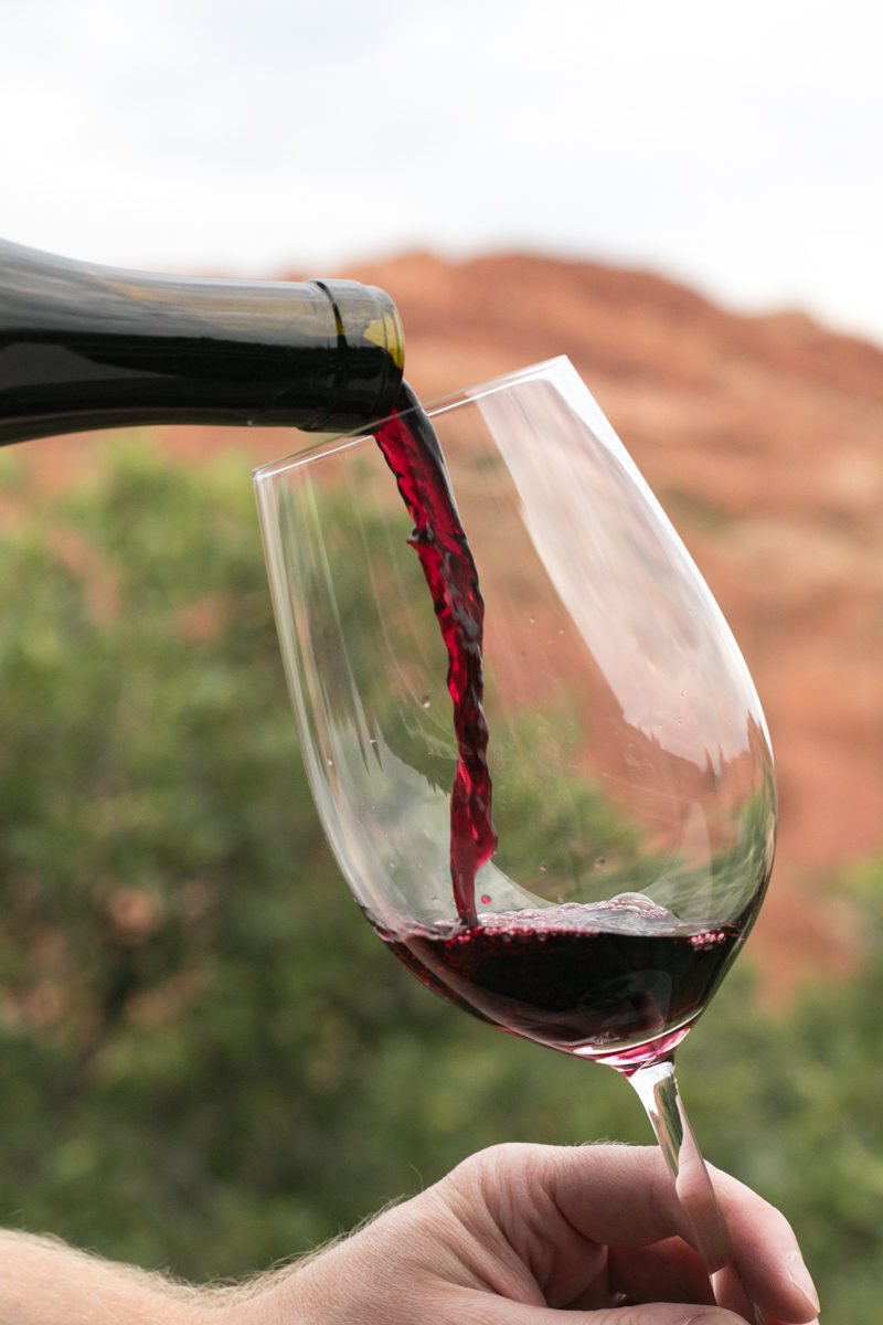 Donelan Wines Richards Family Vineyard Syrah